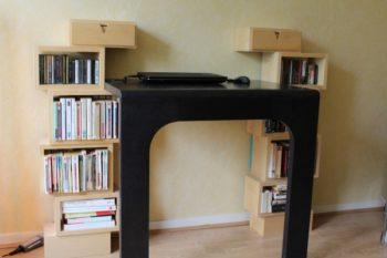 bureau création meuble ébénisterie