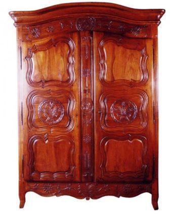 restauration meuble armoire antiquitée