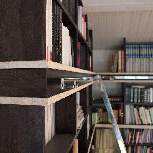 bibliothéque sur mesure souret michel